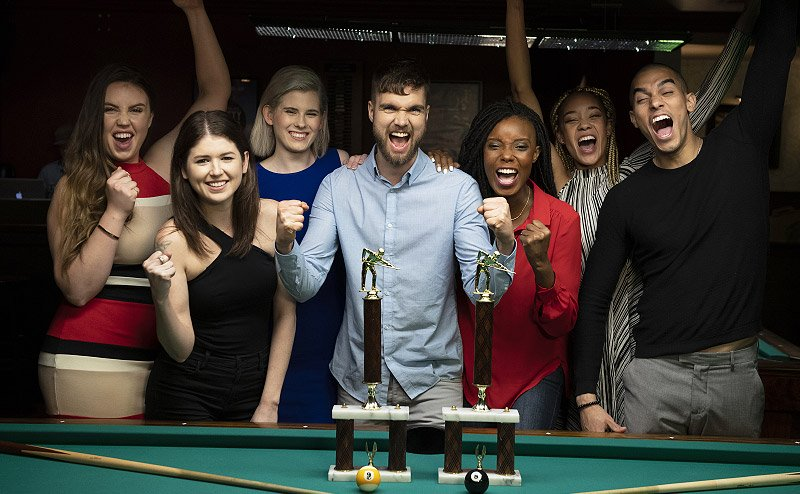 society billiards leagues